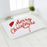 Merry Christmas Weihnachtsmatte Fussmatte